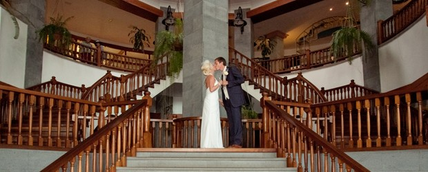 Wedding Photography Lanzarote Staircase