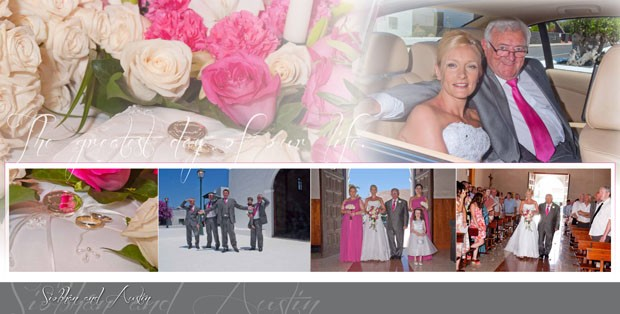 Wedding Photography Lanzarote Album 500